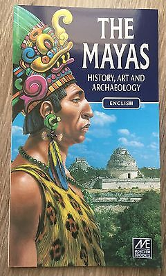 The Mayas: History, Art and Archaeology (Paperback, 2013) ENGLISH