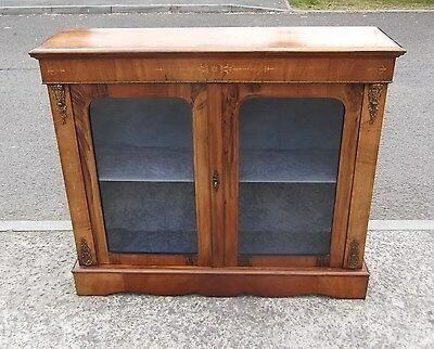 Antique Pier Cabinet       Delivery Available