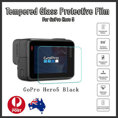 Screen Protector Tempered Glass Protective Film for GoPro Hero5 Camera Accesso