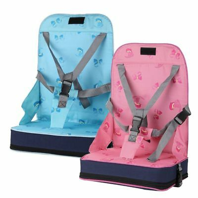 Baby Toddler Travel Dining Feeding High Chair Portable Foldable Booster Seat CA