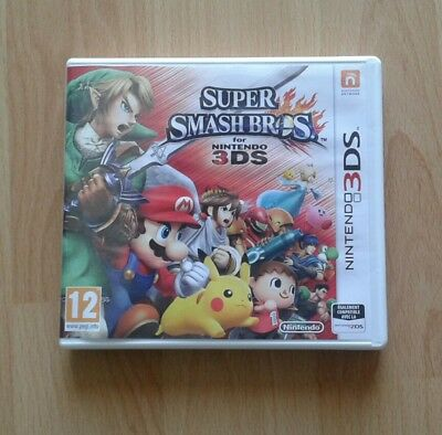 Super Smash Bros 3 DS
