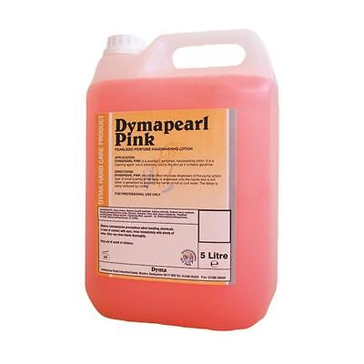Dymapearl Hand Soap Pink 5 Litre 0604244 [CPD30015]