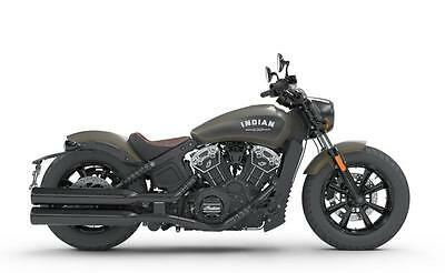 Indian Scout Bobber 2-Tone New For 2018 Pre-Order Yours Today!