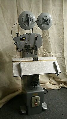 Worsley Brehmer Saddle/Pad Stitcher Model S, 0 to 25mm. 1998 Hardly used.