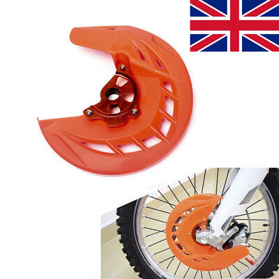 Front Brake Disc Guard Cover For KTM 125 250 350 525 530 SX SX-F EXC EXC-F 03-14