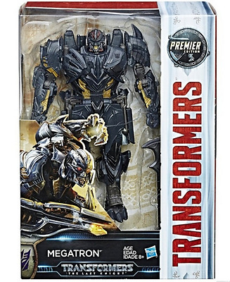 AUS Transformers MV5 The Last Knight Premier Voyager Megatron Action Figure Toy
