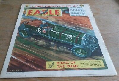 Eagle Comic 22/12/62, Xmas Edition