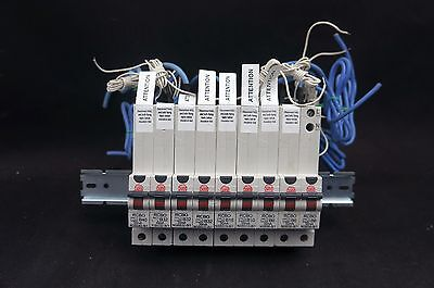 Wylex Type B RCBO NSBS 6A 10A 16A 32A 40A 30mA Single Pole RCBO
