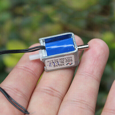 2-Phase 4-Wire Mini 15mm Stepper Motor 52mm Stroke Long Linear Screw Lead Shaft