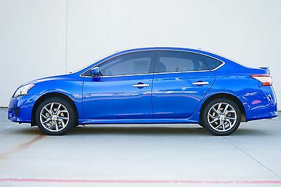 2014 Nissan Sentra SR 2014 Nissan Sentra SR 1 Owner Low Miles Clean Carfax Below Blue Book