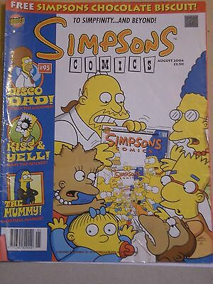 Simpsons Comics #95