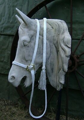 LodgeRopes Welsh Show Halter & Lead Combo NEW One Size Does Fit All!!!
