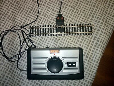 Hornby power inlet and power controller