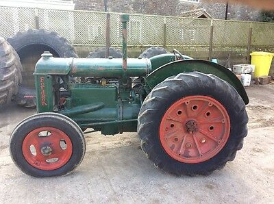 fordson tractor good project