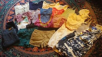 Juniors clothing lot size xs, huge namebrand clothes lot