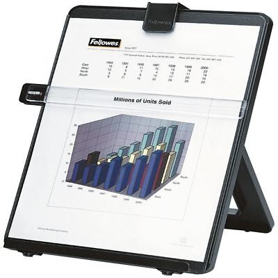 Fellowes Workstation Document Holder Black 21106 [BB21106]