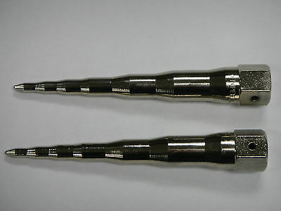 Lot of (2) Imperial 95-S  6-in-1 swaging / flaring tools, punches.  Made in USA.