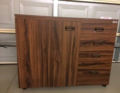 Horn Sewing Cabinet - Excellent condition!
