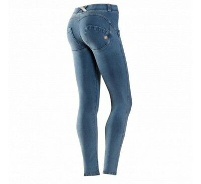 Freddy Wrup Pant Lungo Jeans 1