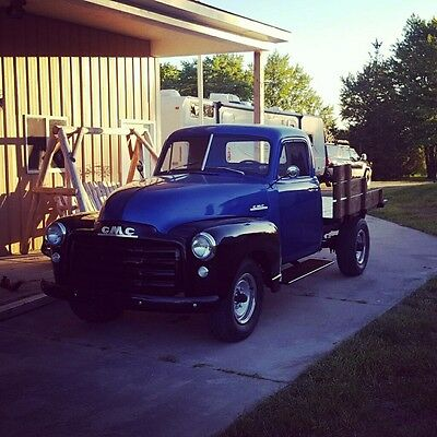 1953 GMC 3600 152  1953 GMC 3600 152 Pickup - Great Condition - No Reserve!