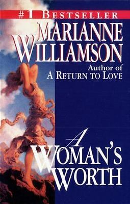 A Woman's Worth by Marianne Williamson Paperback Book (English)