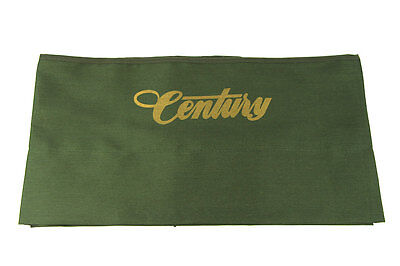 Genuine Century Carp Fishing Green Rod Bag 12' or 13' - NEW