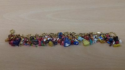 Pretty Disney Charm Bracelet with Disney Character Charms - Boxed (ash42909)