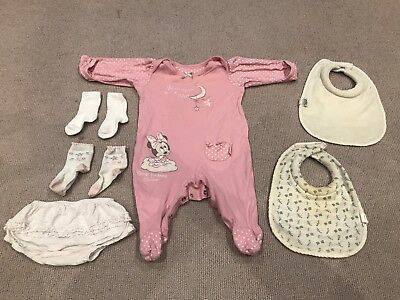Baby Girls Clothing Bundle, 0-3 Months, Free Delivery!!!