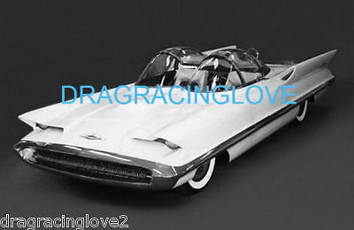 "Lincoln ""Futura"" Concept Car George Barris used for ""Batmobile"" 8x10 PHOTO! (#1)"