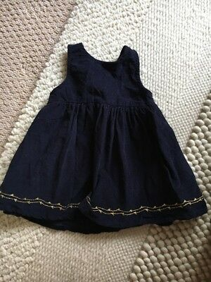 Baby Girls Mamas And Papas 3-6months