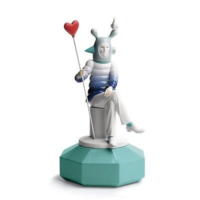 Lladro 01007252 THE LOVER I Fantasy by Jaime Hayon 7252 New in original box