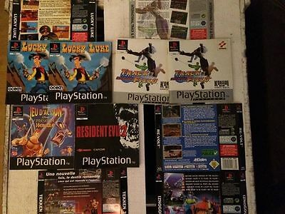 Lot divers Playstation   PS1 & PS2  manettes