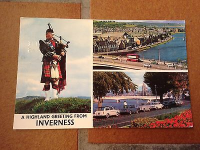A Highland Greetings From Inverness