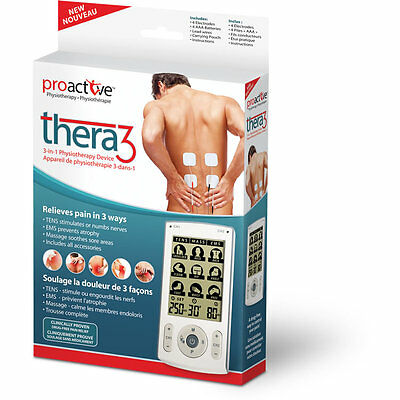 Tens Machine Proactive Thera 3 In 1