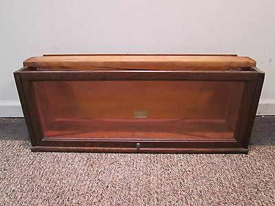 Antique F E Hale Mfg Co The Interchangeable Oak Barrister Bookcase Number 813 #6