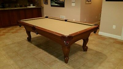AMF PLAYMASTER POOL Table PicClick - Playmaster pool table