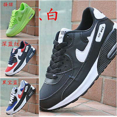 Running Trainers Men's Walking Shock Absorbing Sports Fashion Shoes Size Uk6-9.5