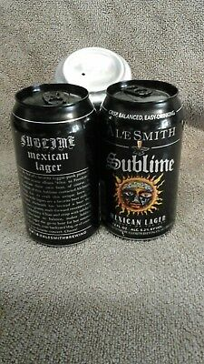 Alesmith SUBLIME beer can empty