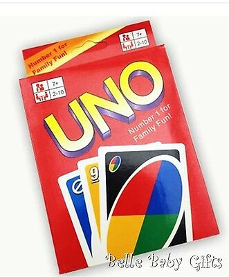Clearance - Brand New Packs Of Uno Cards - Clearance