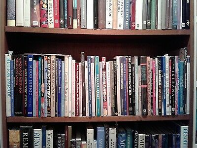 Approximately 257 ARTS & CRAFTS BOOKS  /  COLLECTION  /  LOT