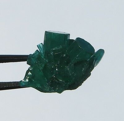 Chatham Emerald Crystal Cluster - 17.89 cts!