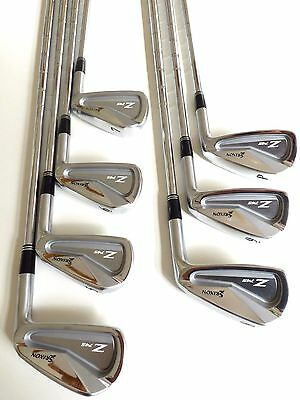Srixon Z745 Irons (4-P) KBS Tour V 120 X-Stiff - Excellent Cond, Free Post # 667