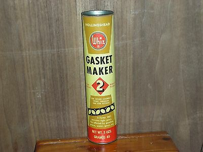Whiz gasket maker not open nice shape            80