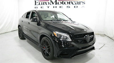 2016 Mercedes-Benz GLE 4MATIC 4dr AMG GLE 63 S Coupe Mercedes-Benz GLE 4MATIC 4dr AMG GLE 63 S Coupe SUV Automatic Gasoline 5.5L 8 Cy