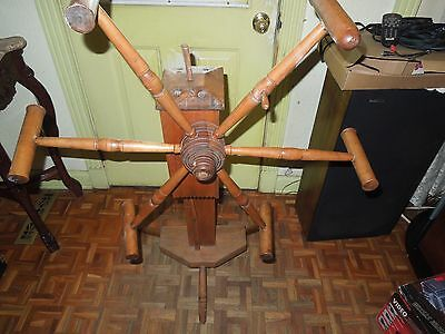 Antique  Primitive Yarn Winder