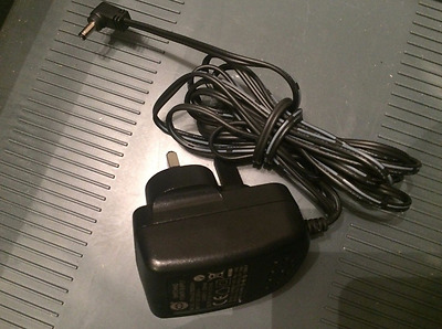 GENUINE MOTOROLA mbp421 parent unit BABY MONITOR POWER SUPPLY CHARGER