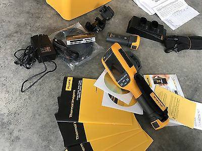 BRAND NEW! Certified - FLUKE Ti125_30Hz Thermal Imager