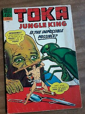 "#7 Toka Jungle King ""is The Impossible Possible? April. 1966"