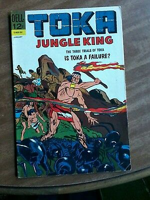 "#10 Toka Jungle King ""is Toka A Failure?"" Jan. 67"