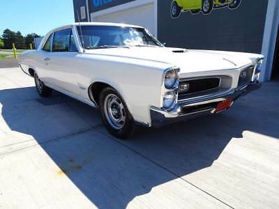 1966 Pontiac GTO GTO COUPE 1966 Pontiac GTO Numbers Matching Factory Air and Now 4-SPD and Tri Power Look